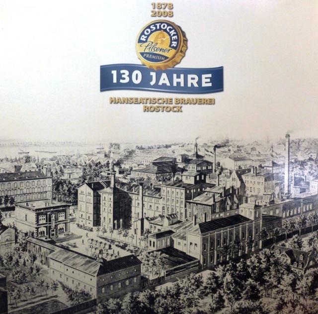 HIstorisches Bild der Rostocker Brauerei