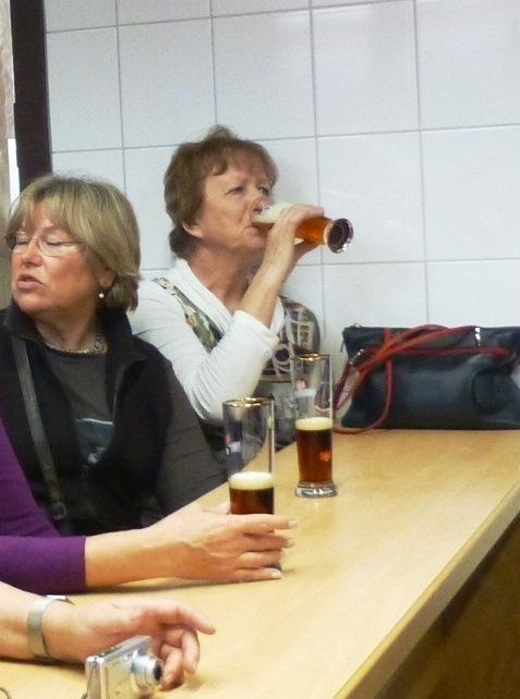 es läuft, das Bier