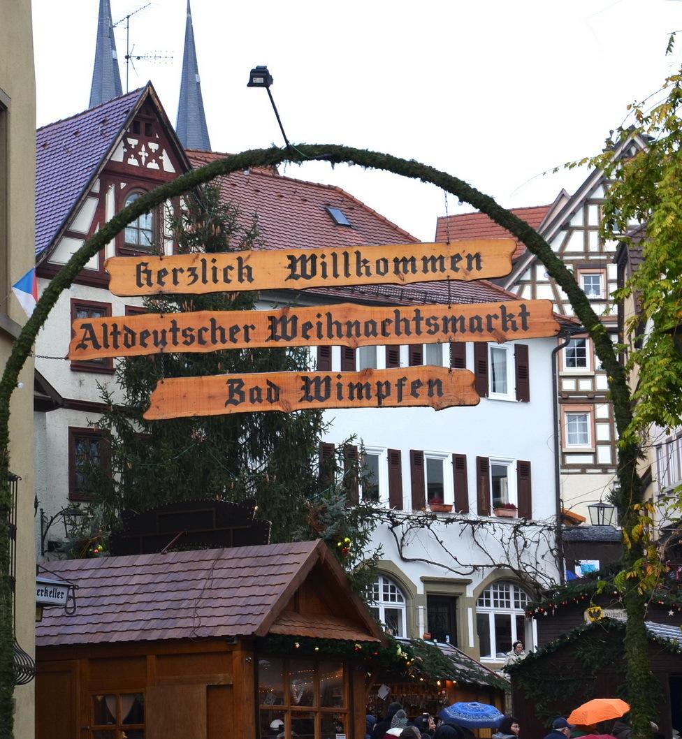 20 Weihnachtsmarkt Bad Wimpfen 01 12 2018