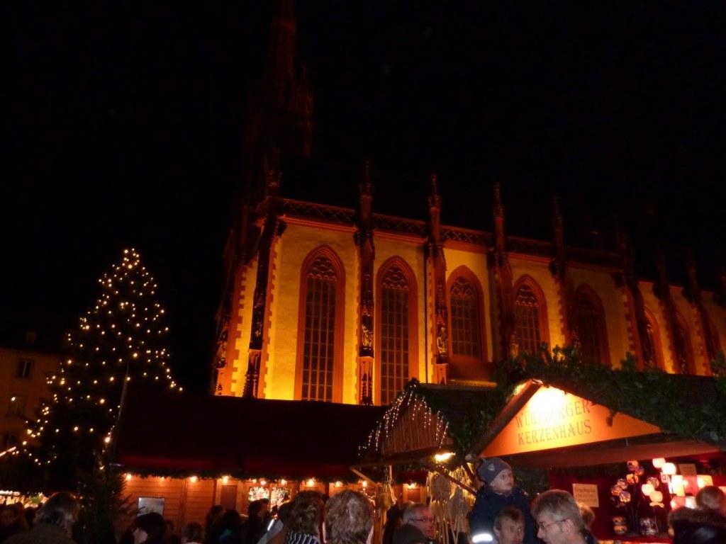 Weihnachtsmarkt Würzburg.16 Residenz Und Weihnachtsmarkt In Würzburg Mainz