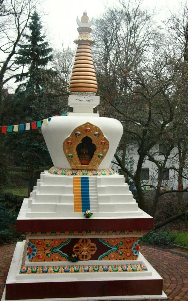 Tibet Kailash Haus Freiburg