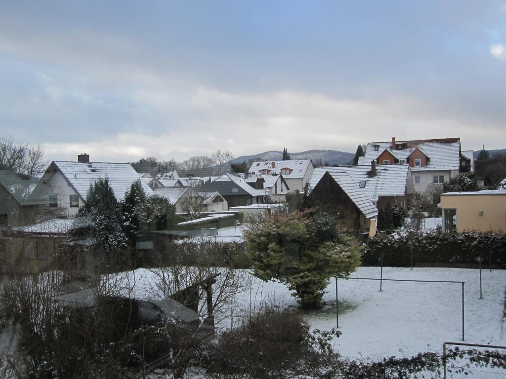Schönen sonntag winter