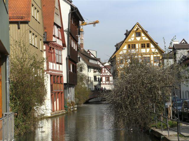 Frühling in Ulm