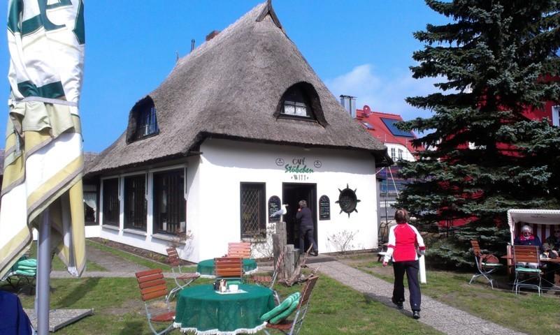 Einkehr im Café Witt