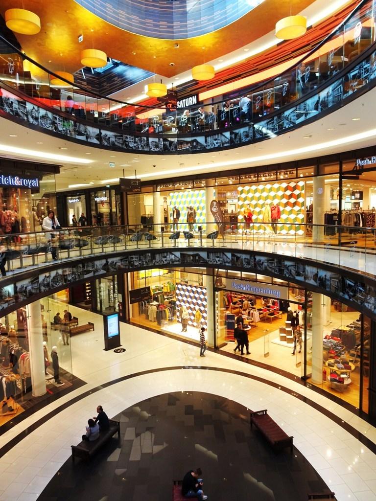 Mall of Berlin Neu