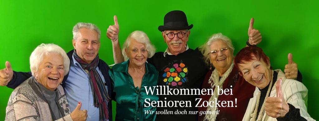 Die Senioren des YouTube-Channels