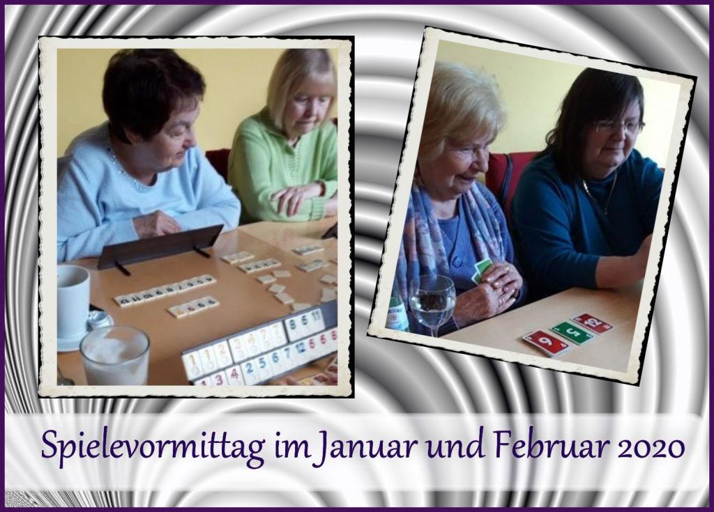 Januar und Februar