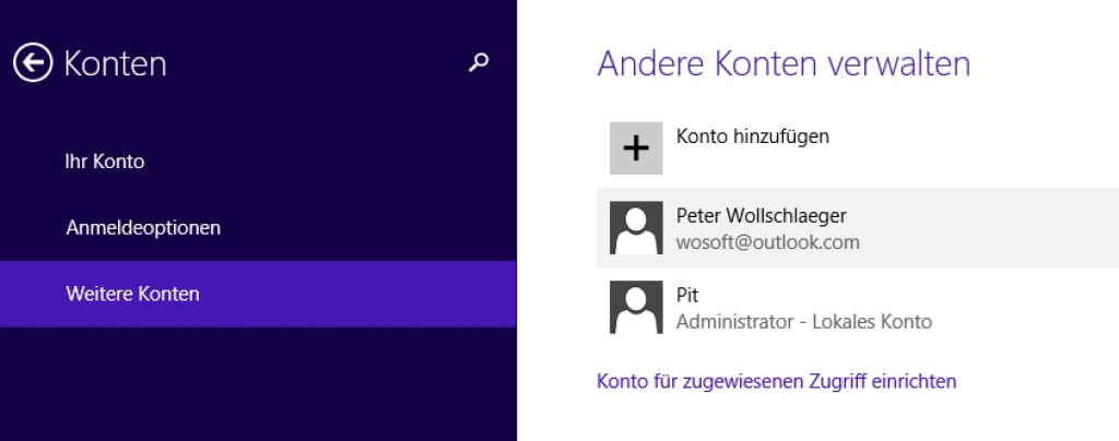 Windows 8.1 kennenlernen