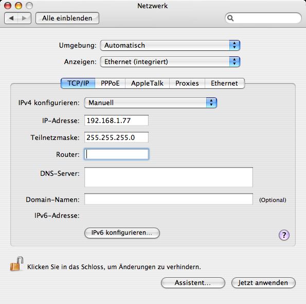 IP Mac
