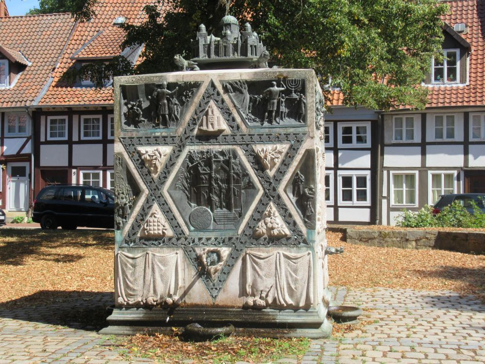 Besuch in Hildesheim
