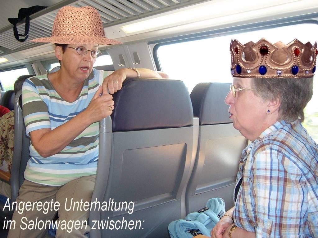 Salonwagen