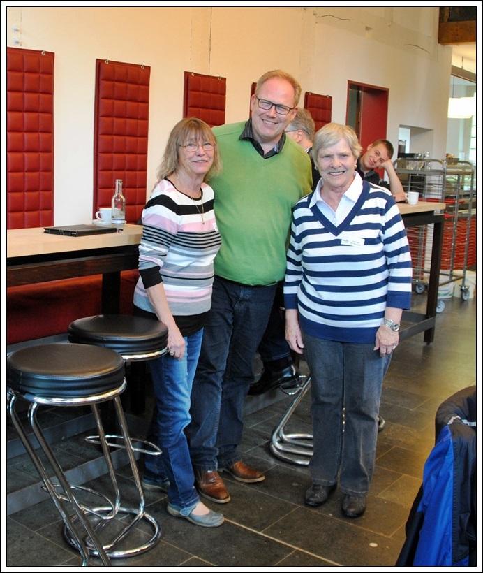Evi, Lars Cohrs und Ursel