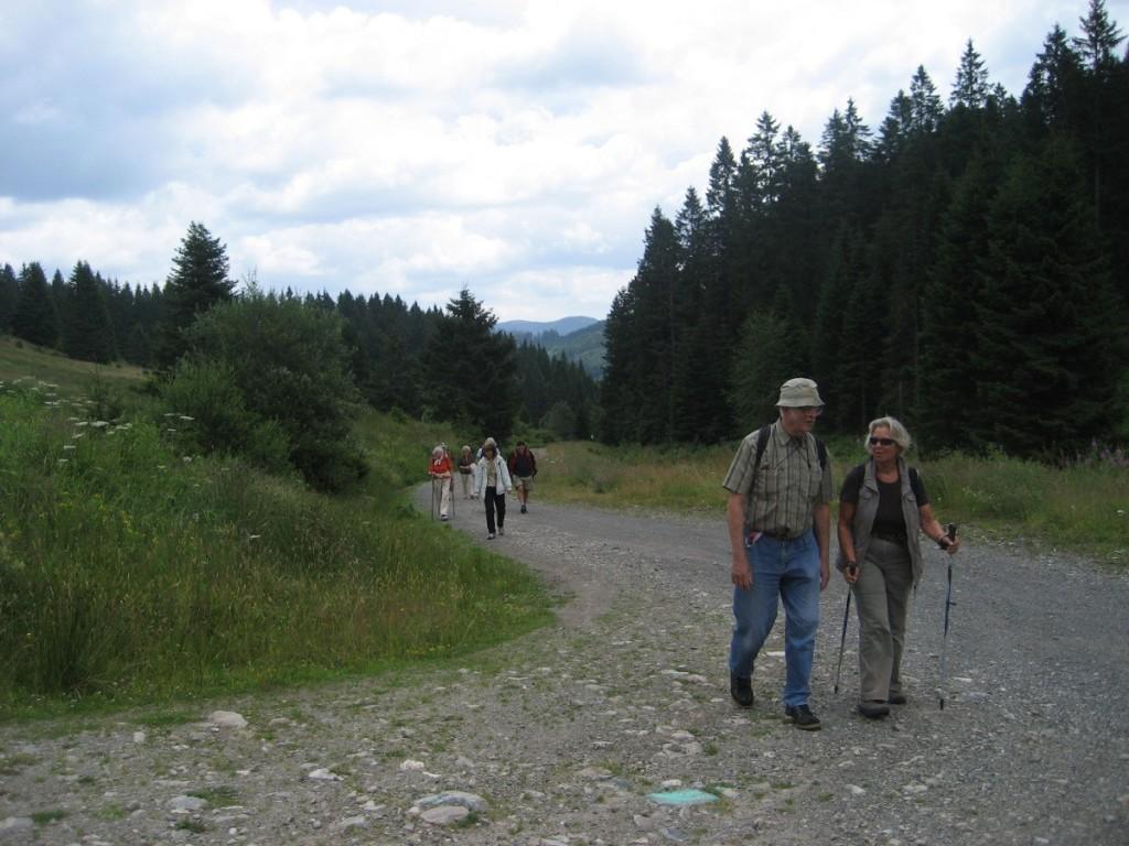 Wanderung mit Trudel