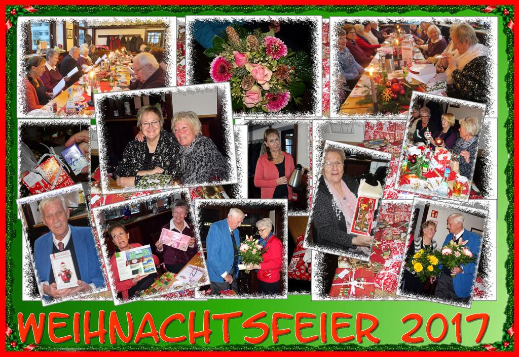 Weihnachtsfeier Berlin Mitte.12 2017 Weihnachtsfeier Regionaltreffen 2017