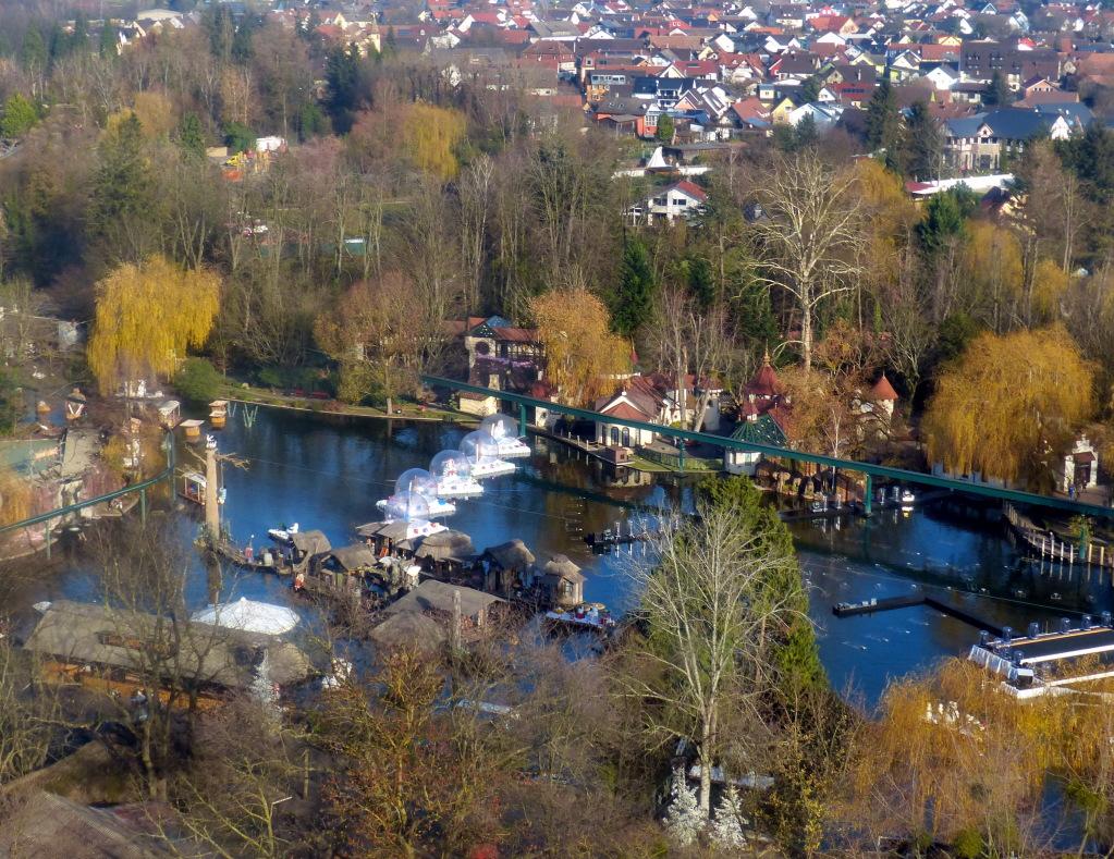 Europa-Park Dezember 2015