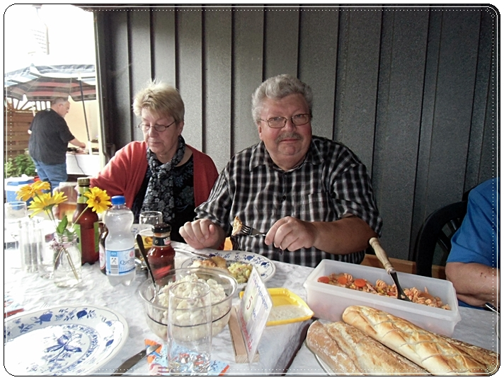 Grillmeister, Edith und Joachim
