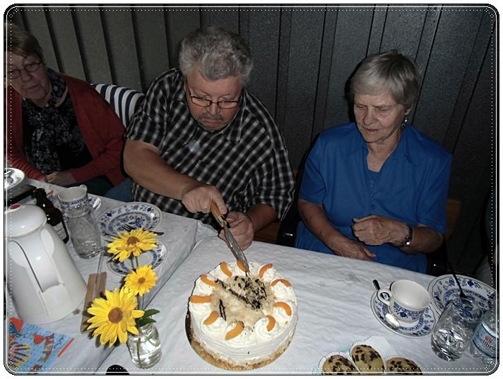 Edith, Joachim und Ursel