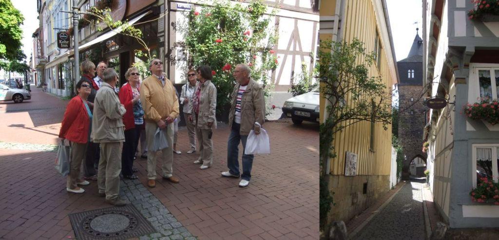 Besuch aus Magdeburg