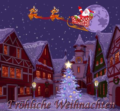Frohe Weihnachten Euch Allen.Frohe Weihnachten Wünscht Euch Allen Die