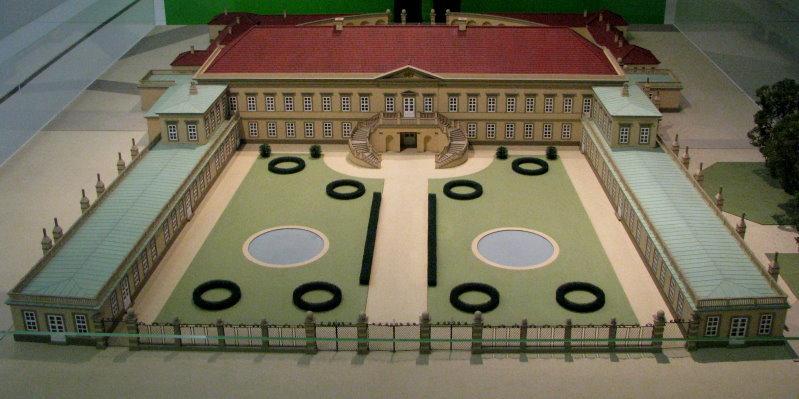 Schlossbesichtigung Herrenhausen