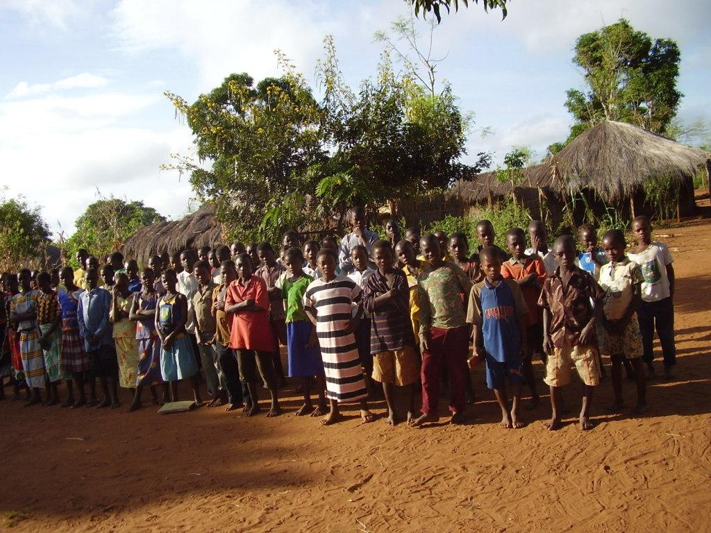 Ursua in Tansania