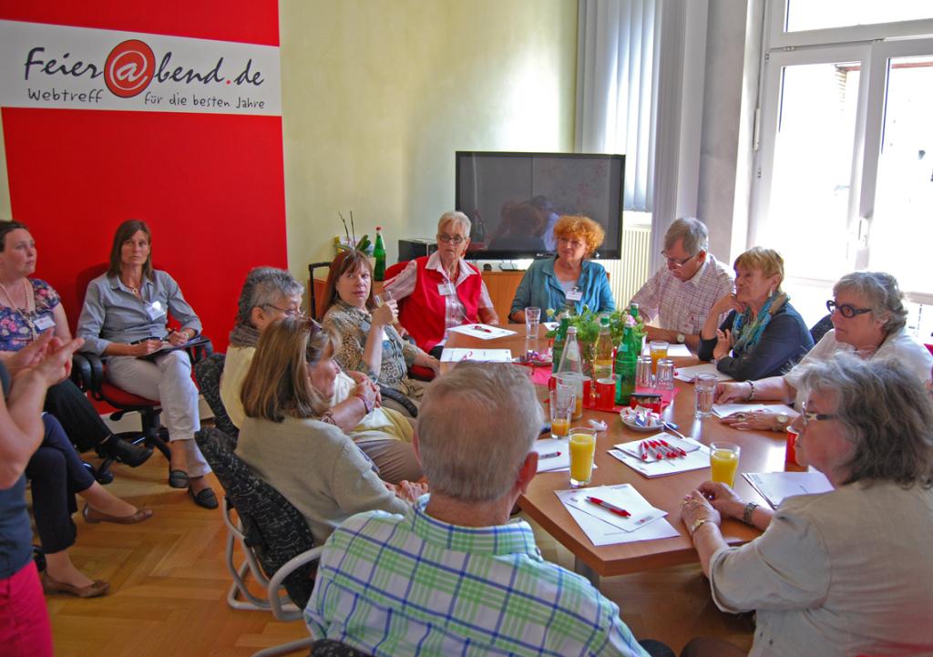 COPD-Gesprächsrunde diskutiert