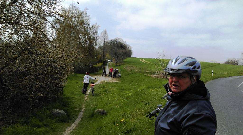 Heide hat eine Tour von ca. 16km gewählt