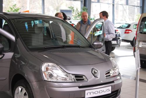 Renault Modus Dynamique 1.2 16V TCE 74kW eco2