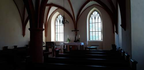 Kloster Chorin_Rose56