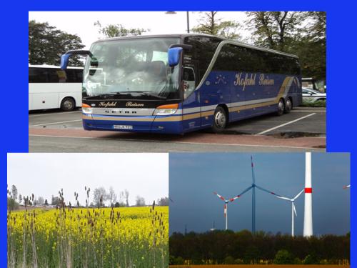 mit dem Kofahl-Bus nach Hamburg