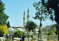 Nationalmuseum in Damaskus
