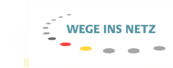 Logo Wege ins Netz