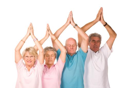 Senioren in Bewegung, photos.com