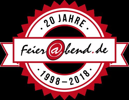 20 Jahre Feierabend.de