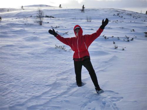 Scout Reise nach Gomubu - Norwegen