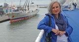 Scout Yolli am Hafen © Mitglied