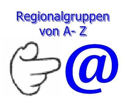 Regionalgruppen von A - Z