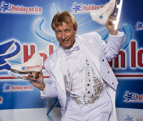 Norbert Schramm, @ Holiday on Ice Stage-Entertainment