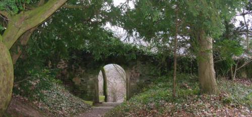 Das verborgene Tor