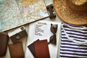 Urlaubs-Checkliste