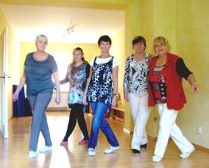 Linedancegruppe