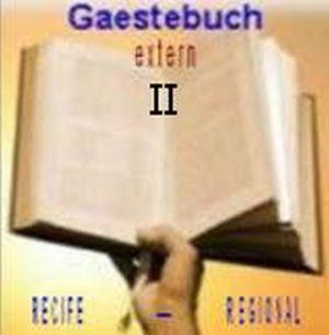 Externes Gästebuch Nr. 2