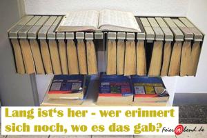 Telefonbücher