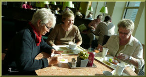 Frauenfrühstück am 02.09.2008