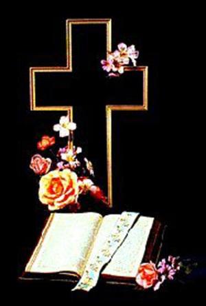 Beileidskreuz