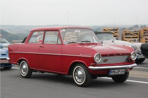 Der Opel Kadett von 1962 bis 1965