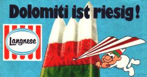Dolomiti-Eis