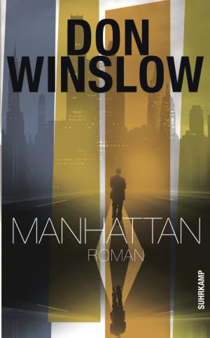 Cover Winslow Manhattan, @ Suhrkamp