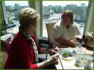 Frauenfrühstück am 16.06.2009
