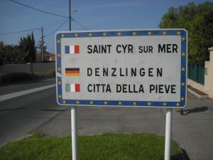 Saint- Cyr sur Mer